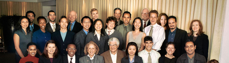 2001 soros fellows group standardized