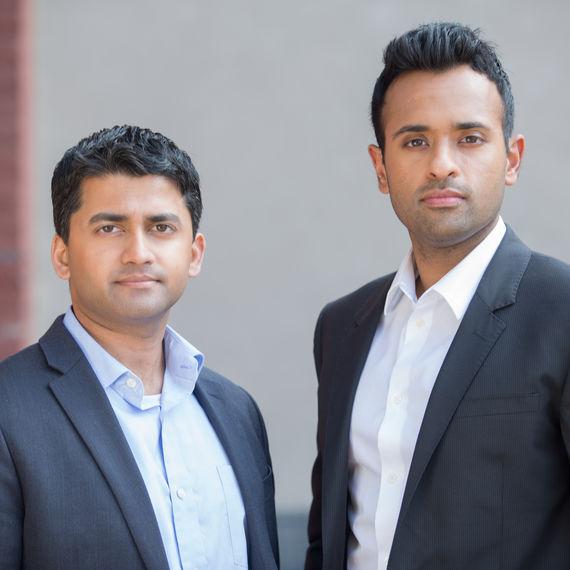 Pavan and Vivek