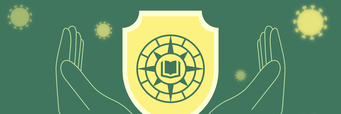 covid 19 Website Banner