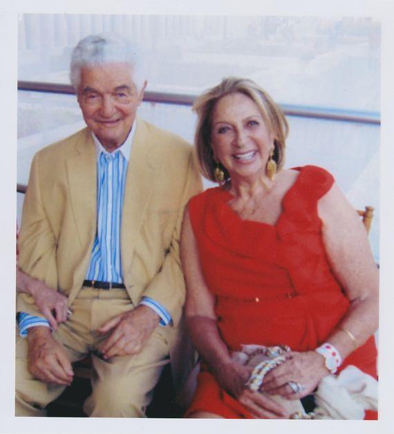 Founders Paul and Daisy Soros